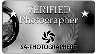 SA Photographers Accreditation